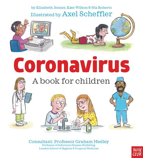 Coronavirus Read Along with Nurse Cindy & Ms. Snell
