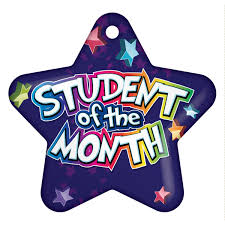 Student of the Month January 2021
